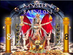 Mystery Babylon USA 88 Degree MAGIC & CERN TOWER OF BABEL PORTAL