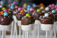 These just won the birthday dessert contest. She will love them and they will be SO easy!