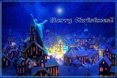 Imágenes navideñas con movimiento .gif para tu blog o para facebook