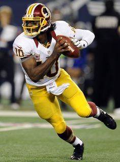 Thanksgiving Football ~ RGIII being awesome once more