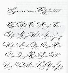 Spencerian