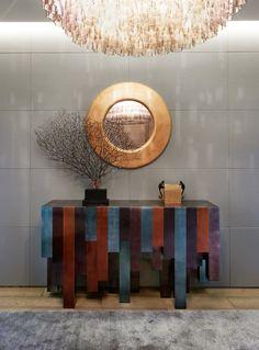 Boca do Lobo has recently teamed up with Arch.Predmet Interior Design Studio, conceiving a classic and elegant Private Residence in Russia.  #interiordesign #luxuryinteriors #contemporarydesign  http://bocadolobo.com/blog