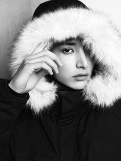 Lee Soo Hyuk for Harper's Bazaar December. 2014