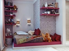 teen room ideas for small rooms 6