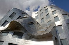 Center For Brain Health in Las Vegas by Frank Gehry