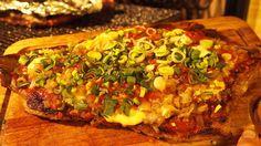 MATAMBRE DE VACA Receta para hacer un matambre tiernizado de vaca para después hacerlo a la pizza de fuggazeta!! Tremenda técnica papa!