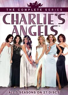 Farrah Fawcett, Kate Jackson, and Jaclyn Smith in Charlie's Angels Jaclyn Smith, Good Morning Angel, Life Size Cardboard Cutouts, Kate Jackson, Movies And Series, Cheryl Ladd, Old Movie Stars, Farrah Fawcett, Gorgeous Blonde