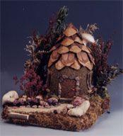 Birdhouse for feries