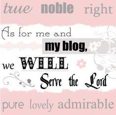 Christian Blogging