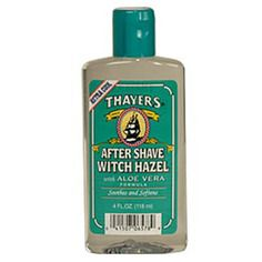 Thayers After Shave Witch Hazel with Aloe Vera Formula reduces post-shaving irritation and leaves skin supple to the touch. And isn't that touching part why you shave in the first place? West Coast Shaving, Thayers Witch Hazel, Grain Alcohol, Razor Burns, Shaving Oil, Pre Shave, Moisturizer With Spf, Beard Care, After Shave