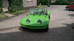 VW Ruska Buggy