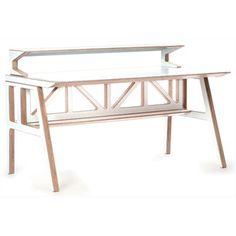 Truss Desk Shelf