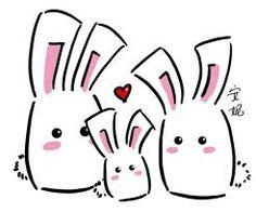 bunnies... bunnies .. It must be bunnies or maybe midgets.
