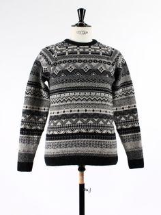 Birnir Fairisle Wool from Norse Projects
