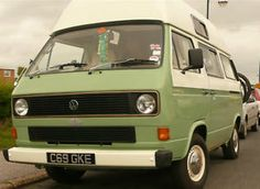 This is hopefully what our Camper should look like in about a week.  then all we need to do is get the engine to work!