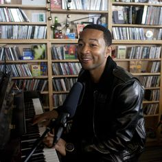 a new just released album by the great John Legend, who does a tiny desk live concert for NPR on today's Weekend Edition, Sunday, which is Nov. 17, 2013!