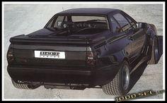 Treser - Audi Ur-Quattro Roadster