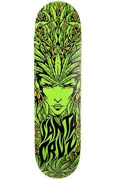 Santa Cruz Skateboards - Weed Goddess :: Get up to 20% off use REP CODE: TA187