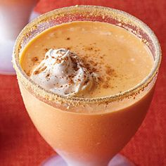 Pumpkin+Pie+Shake+|+MyRecipes.com