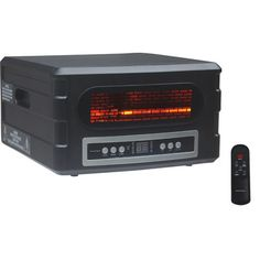 Advanced Tech Infrared 1,500 Watt Portable Electric Infrared Compact Heater with Remote Control ATI-HSV 1500,    #AdvancedTechInfrared,    #ATIHSV1500,    #SpaceHeaters