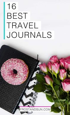 Don't you just love to document your travels and read them later down the road to reminisce? Click thru to find a travel journal for your next trip! Best Travel Journals, Kids Travel Journal, Trip Journal, Book Journal, Packing Tips For Travel, Travel Advice, Travel Hacks, Travel General, Living On The Road