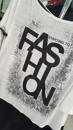 Fashion t shirt vari colori