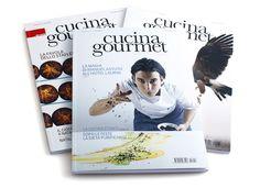 CUCINA GOURMET  art direction per servizi fotografici rivista di cucina