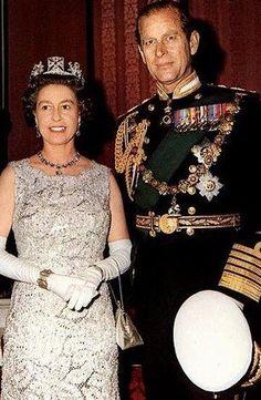 Elizabeth and Philip