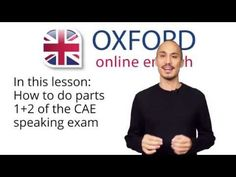 CAE Speaking Exam - How to Do Parts 1+2 of the CAE Speaking Test - YouTube
