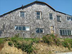 Casa antigua de Ancud Chile