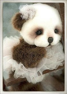 Dolls & Bears Open-Minded Shane ~ Stunning Plush Bear By Charlie Bears ~ Adorable!!