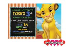 Visit www.bonanza.com/booths/worksaheart   We offer many personalized party items and more. Stop by to view our entire shop. Or send us a message for something completely custom.