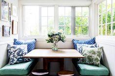Tour the Vivacious Home of Textile Designer Lulu DK via @mydomaine