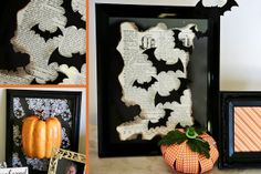 Halloween Decor/Craft Ideas!