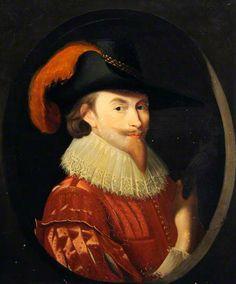 Madame de Pompadour (Two self-portraits by Sir Nathaniel Bacon,.