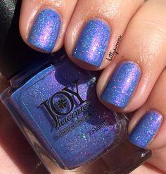 Enchanted Pixie | Custom Polish for Lauren | Joy Lacquer