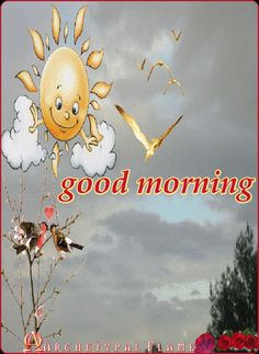 Archetypal Flame - good morning