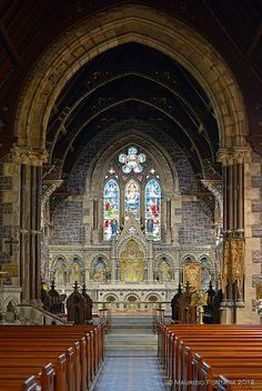 Fort William church, Scotland