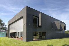 Anonym betonbygning skjuler ultramoderne hus - Euroman