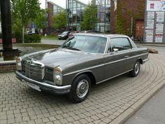 For sale Mercedes-Benz 250 w114 1970