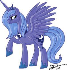 Princess Luna MLP FiM