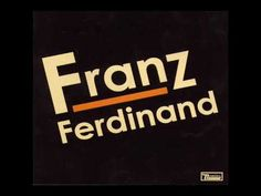 Franz Ferdinand - Jacqueline ... #It's.always.better.on.holiday.