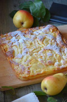 Gâteau moelleux à la poire - Le blog de C'est Nathalie qui cuisine