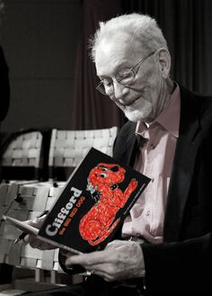 Norman Bridwell, creator of Clifford the Big Red Dog