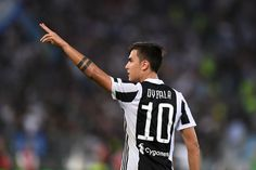 @paulodybala is the future of @juventus and of football. Amazing player, and an outstanding character 👏🏼⚽️❤️ #juventus #dybala #black #white #turin #italia #football