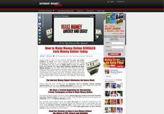 The Internet Money Report
