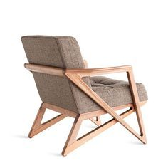Beatriz lounge chair by sossego.