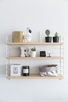 string shelves are the best design invention ever.