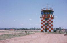 Tower Korat TH 1965 http://usafflightcheck.com  https://www.facebook.com/USAF.Flight.Check