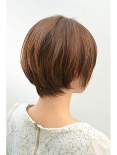 【Tornado-小林未和】大人可愛い☆ショートボブスタイル - 24時間いつでもWEB予約OK!ヘアスタイル10万点以上掲載!お気に入りの髪型、人気のヘアスタイルを探すならKirei Style[キレイスタイル]で。
